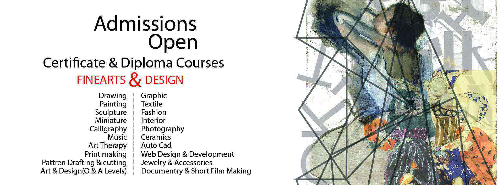 HUNERKADA College of visual & Performing Arts